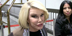 Joan Rivers -- Gives Justin Bieber a Pass for Anne Frank Comment