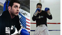 Suspect #1 Tamerlan Tsarnaev -- Wanted to Box for U.S.A.
