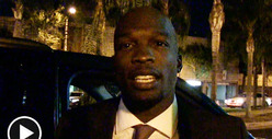 Chad Johnson -- Trash-Talking Ex-Wife Evelyn Lozada 