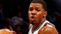 NBA Star Joe Johnson -- I Can't Go to Court ... The Nets Need Me to Win!!!