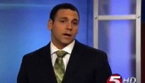 Rookie News Anchor -- Fired Instantly for Dropping 'F***ing S***' On the Air