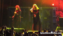 Ozzy Osbourne -- 49 Days Sober ... and Still Headbanging