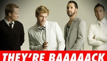 """Backstreet Boys' New Song Is """"Inconsolable"""""""
