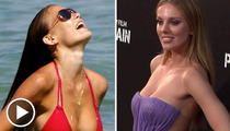 Supermodel Bar Brawl -- Bar Refaeli vs Bar Paly
