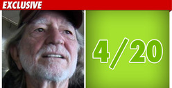 Willie Nelson -- How I'm Spending My 4/20 ...
