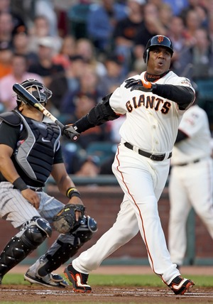 Barry Bonds -- Play Ball!