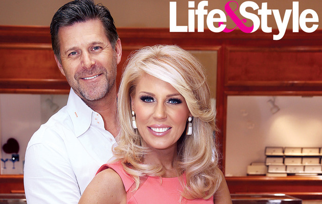 "First Look: ""Real Housewives"" Star Gretchen Rossi's Engagement Ring!"