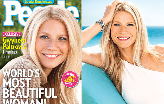 Gwyneth Paltrow Named World's Most Beautiful Woman -- Accurate?