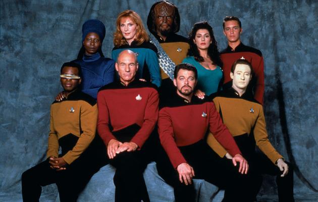 """Star Trek"" Blooper: What Caused Patrick Stewart To Crack Up?"