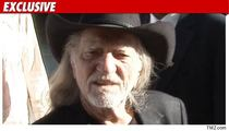 Willie Nelson -- High Stakes in Weed Arrest