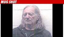 Willie Nelson's Mug Shot