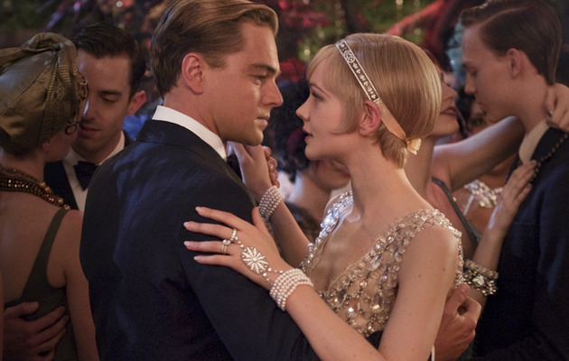 "New ""Great Gatsby"" Photos -- Classic Literature Never Looked This Good!"