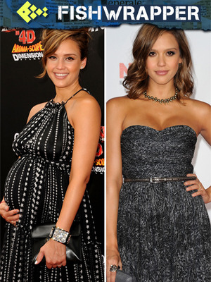 Jessica Alba Hasn't Been Interesting Since She Was Eleven Years Old