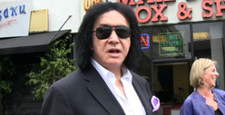 Gene Simmons to Kids: Get Out of My House