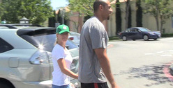Kendra Wilkinson All Smiles After Car Crash -- I'm Lucky to Be Alive