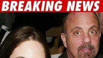 Billy Joel's Daughter Hospitalized in NY