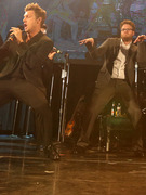 "Video: Seth Rogen Does ""Everybody"" Dance with Backstreet Boys"