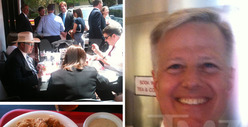 George Bush Library -- Staff, Secret Service Go Wild ... For Fried Chicken!