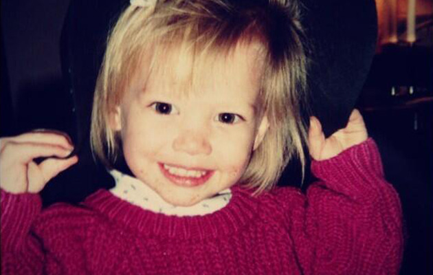 Flashback Friday: See Hilary Duff as an Adorable Little Girl!