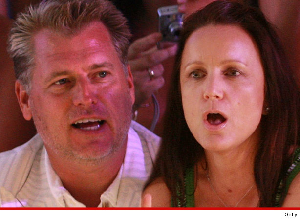 Jessica Simpson's Parents -- Going Halfsies on Jessica's Death Money