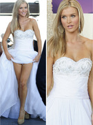 Joanna Krupa's Sexy Wedding Dress Shopping Trip!