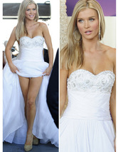 Joanna Krupa&#039;s Sexy Wedding Dress Shopping Trip!