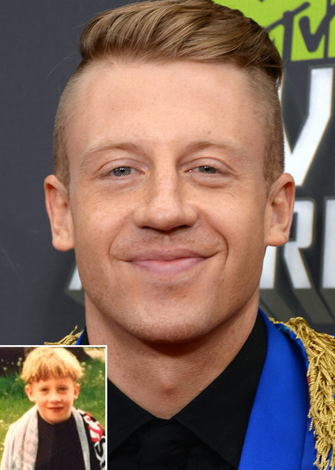 It's Macklemore!