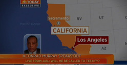 Conrad Murray -- Still Accepts No Responsibility for Michael Jackson&#039;s Death