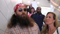 'Duck Dynasty' -- Migrating to White House Correspondents' Dinner