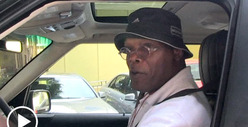 Samuel L. Jackson -- I&#039;m Good, But the Best Celeb Golfer Is...