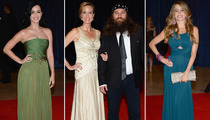 White House Correspondents' Dinner: Did Duck Commander Shave?