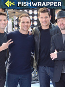 98 Degrees: Still Creepy, Now With More Clubbin' Soccer Moms