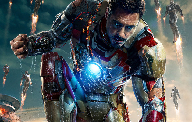 """Iron Man 3"" Review: Tony Stark Is Broken ... and Better Than Ever"