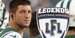 Tim Tebow -- Offered New QB Gig At &#039;Lingerie&#039; Football League 