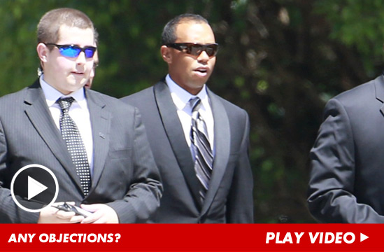 Tiger Woods -- Michael Jordan's Big Wedding Day Mistake