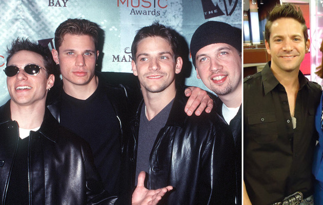 Jeff Timmons of 98 Degrees Turns 40 -- See More Teen Idols Then & Now!