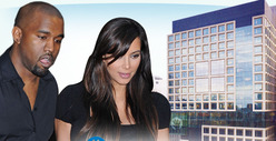 Kim Kardashian &amp; Kanye West -- PRAISED BY HOSPITAL ... You&#039;re Saving Sick Babies