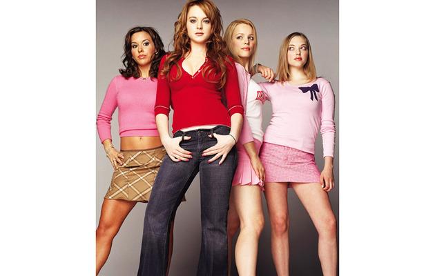 "So Fetch! Lindsay Lohan Has Mini ""Mean Girls"" Reunion"