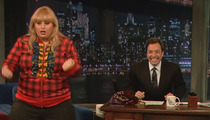 Rebel Wilson Gets Down with Jimmy Fallon!