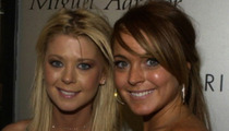 Tara Reid on Lindsay Lohan -- 'WE DON'T LIKE EACH OTHER'