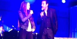 Lionel Richie Sings First Ever Duet with 14 Y.O. Daughter [VIDEO]