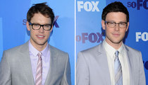 'Glee' Dudes Are a Perfect Match