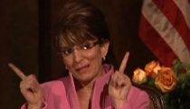 Tina Fey to Sarah Palin: I Can't Quit You