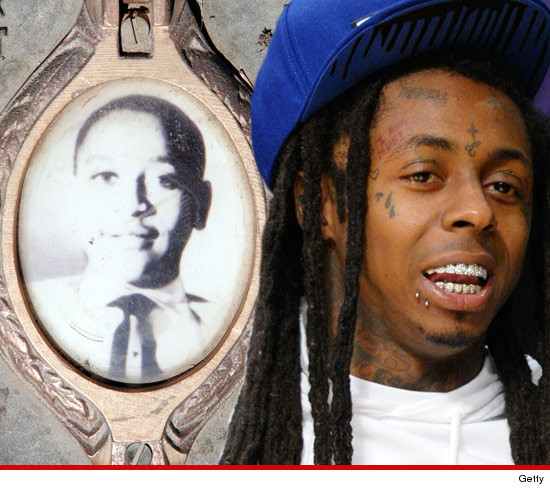 Emmett Till Family to Lil Wayne -- THAT'S NO APOLOGY!!!