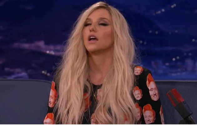 Ke$ha's Bizarre Musical Inspiration: Her Breasts!