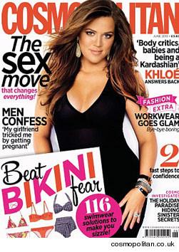 khloe kardashian shows off bikini bod reveals favorite
