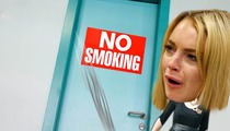 Lindsay Lohan Rehab Plan May Be Up In Smoke
