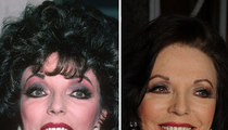 Joan Collins: Good Genes or Good Docs?