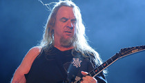Jeff Hanneman Dead -- Slayer Guitarist Dies at 49