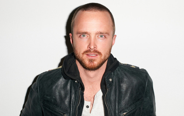 "Aaron Paul Goes ""Breaking Bad"" with Terry Richardson!"